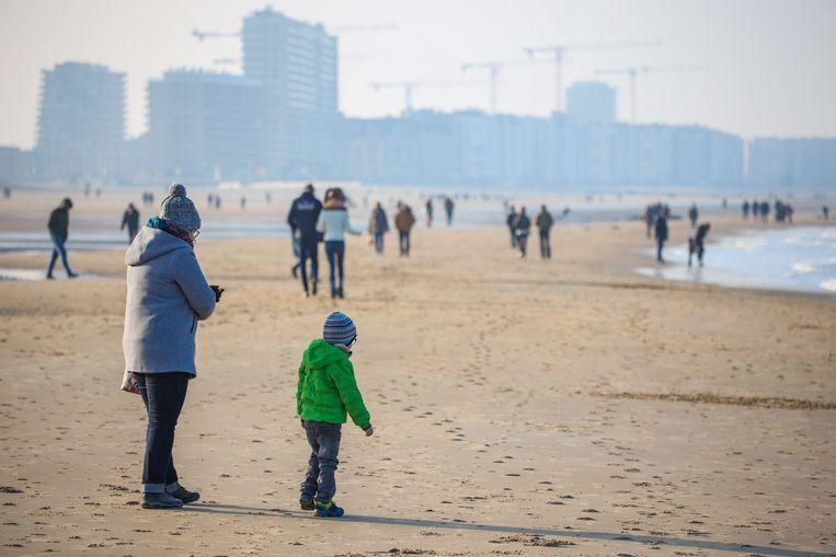 Oostende is meer dan ooit een populaire gemeente voor een tweede verblijf. Beeld Photo News