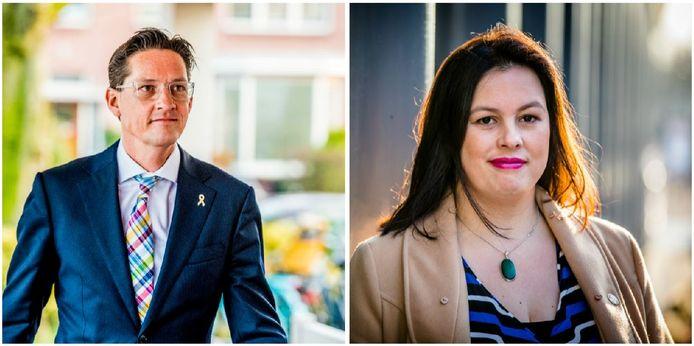 Joost Eerdmans en Annabel Nanninga besluiten op 18 december of ze met een nieuwe partij meedoen aan de Tweede Kamerverkiezingen.