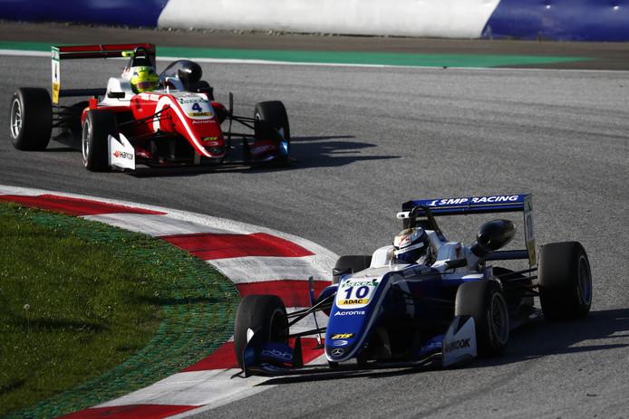Wagens in de Formula 3