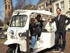 Straks vier tuktuks in Spijkenisse