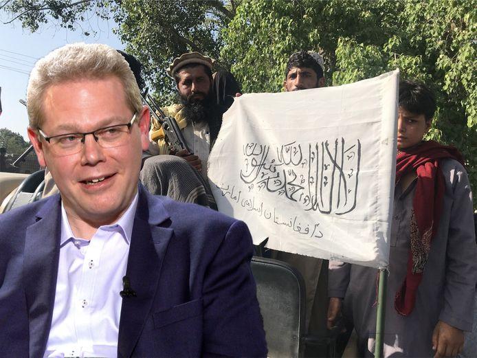 David Criekemans, professeur en politique internationale à l'université d'Anvers et à la KU Leuven.