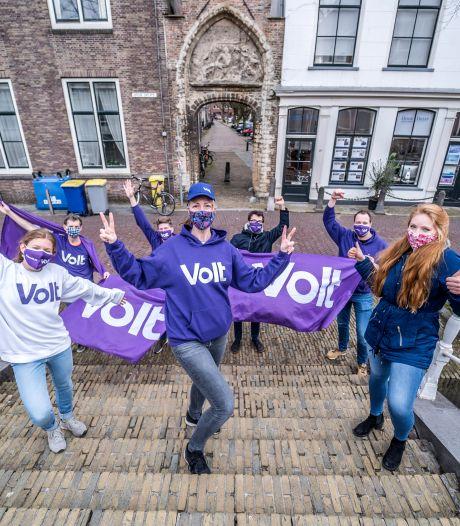 Politieke nieuwkomers mikken op zetel in Nijmeegse raad: 'Volt heeft enorm veel potentie'