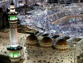Hadj in Mekka begonnen onder streng toezicht