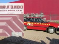 Originele handleiding Bassie en Adriaan-auto hebben? Dat is dan 2499 euro
