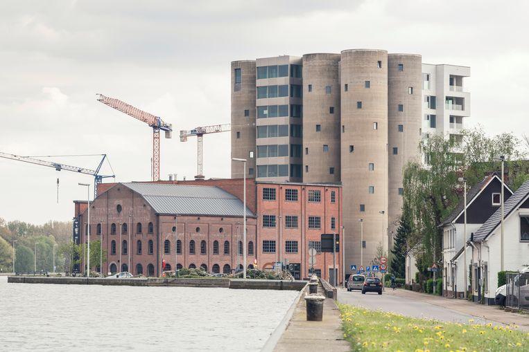 De Kanaalsite in Wijnegem. Beeld Tim Coppens