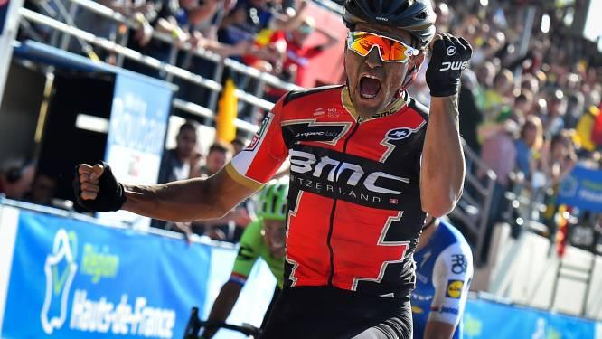HERBELEEF Belgische feestdag in Roubaix met dank aan Greg Van Avermaet