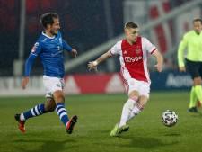 FC Den Bosch wint voor het eerst bij Jong Ajax en boekt eerste uitzege van dit seizoen
