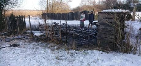 Verdachte filmt zichzelf in de problemen: aanhouding na tipgeld van Nunspeetse slachtoffers afgebrande caravan