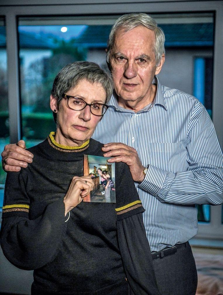 Eddy Van Uytsel: 'Niet weten wat er met je kind is gebeurd, elke keer weer de teleurstelling als een onderzoek op niets uitdraait... Het was de hel.' Beeld Koen Bauters