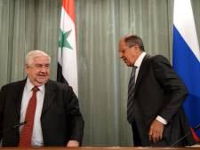 Le régime syrien toujours prêt à négocier