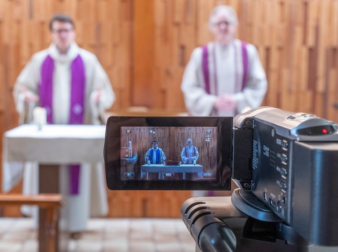 Kerkdienst online (archief)