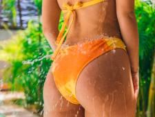 Ook bikini verschiet nu van kleur; Tom (22) uit Apeldoorn pakt internationaal door