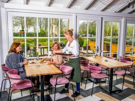 Opgepast voor het Bandietenbord bij Restaurant 't Ryck