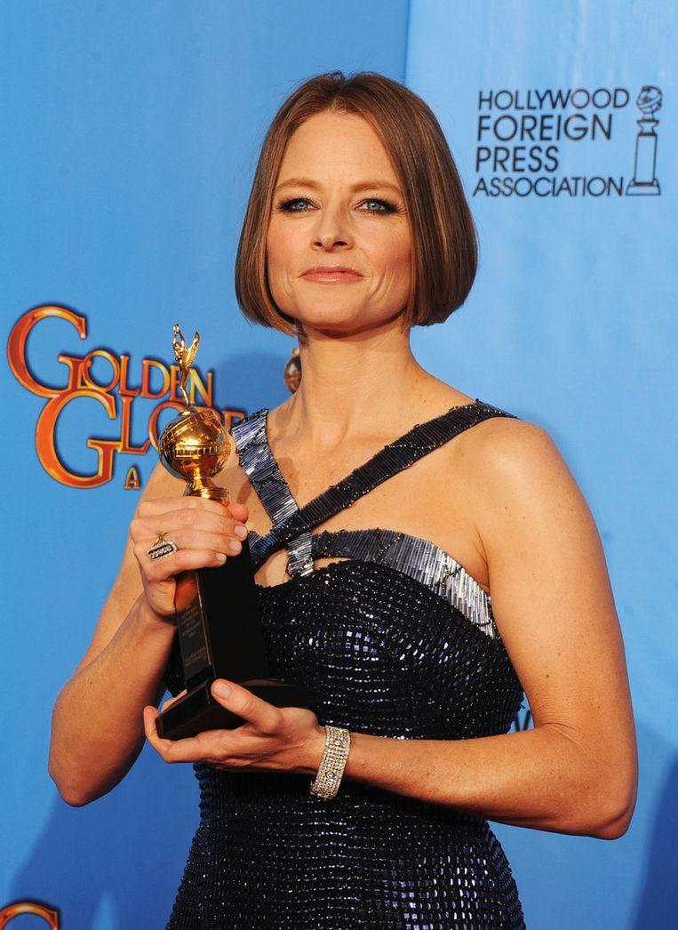 Jodie Foster, Cecil B. De Mille Award Beeld GETTY