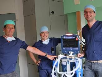 Dokters van Ziekenhuis Geel winnen award voor 'Zorginnovatie van het Jaar' met beademingstoestel dat meerdere patiënten kan beademen