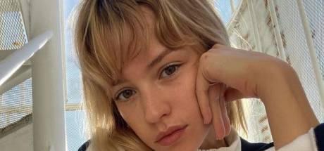 Les larmes d'Angèle pour son nouveau shooting avec la maison Chanel