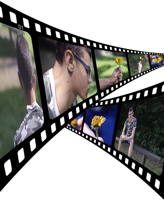 Hasan Ayoub, uit Oisterwijk, won met zijn filmpje The Right Choice in november een prijs op documentairefestival IDFA in Amsterdam.