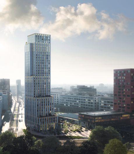 Bouw hoogste woontoren in Eindhoven kan nog dit jaar beginnen; Niko wordt 109 meter hoog