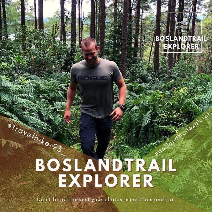 Eén van de explorers maakt de route voor de editie van 2019 bekend