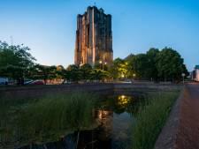 Zierikzeese Dikke Toren wordt met laserstralen afgebouwd