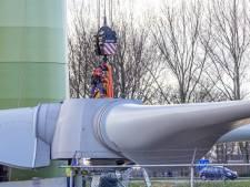 Tegenstanders windmolens naar Staatsbosbeheer