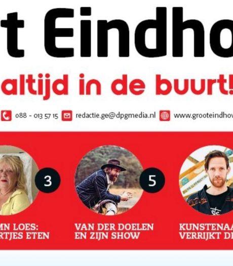 Groot Eindhoven en Veldhovens Weekblad in handen van uitgeverij Van der Heijden