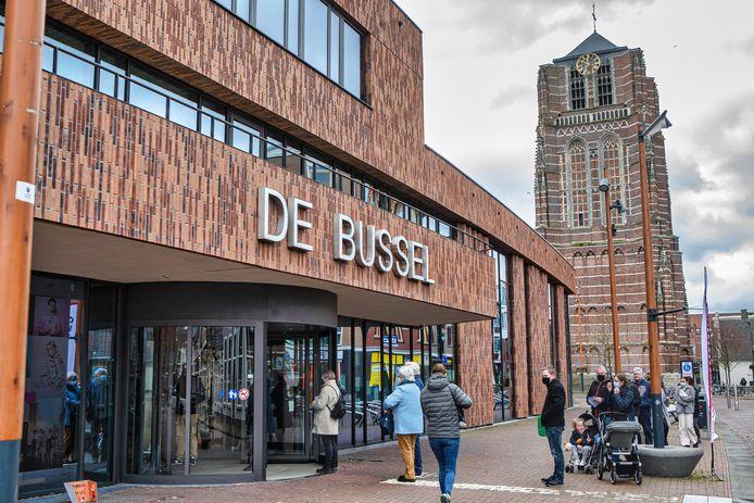 Theater de Bussel in Oosterhout.