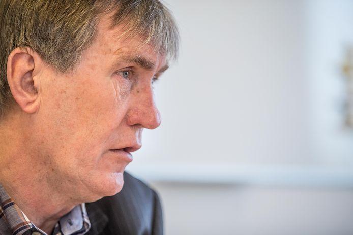 Hennie Kenkhuis in 2017 als interim-directeur van Jeugdzorg Overijssel.