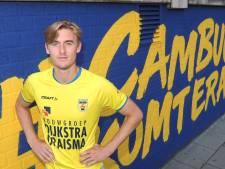 Pouwels kijkt uit naar snel weerzien met GA Eagles: 'Maar Cambuur is echt stap omhoog'