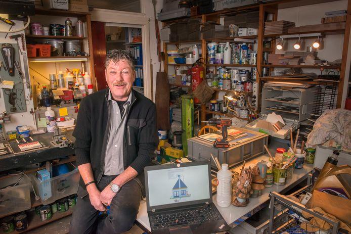 Jack Hage blaast zijn vijftien jaar oude plan voor ondergrondse windmolens nieuw leven in.
