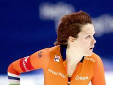 Ter Mors na bronzen medaille: Niet blij, maar meer zat er niet in