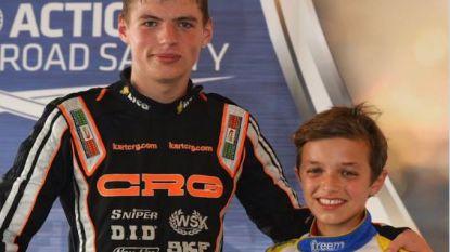 In 2013 nog als piepkuiken op de foto met Verstappen, nu is 'halve Belg' klaar om stempel te drukken in de Formule 1