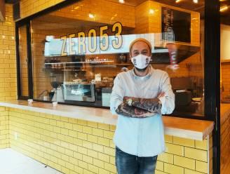 """ZERO53 verkoopt 'eggs & toast' in knalgeel pand: """"Geen maaltijd, maar een ervaring"""""""