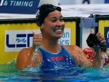 Kromowidjojo toont olympische vorm met Europese titel op 50 vrij: 'Dit wil ik in Tokio ook laten zien'
