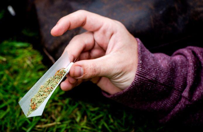 Foto ter illustratie. Amerikaanse vergelijkingssite American Marijuana zoekt een professionele wiettester.