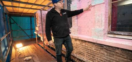 Restauratie Roze Kasteel pakt 2,5 ton duurder uit