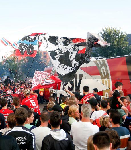 PSV krijgt ook in Europa League maximale steun van thuispubliek