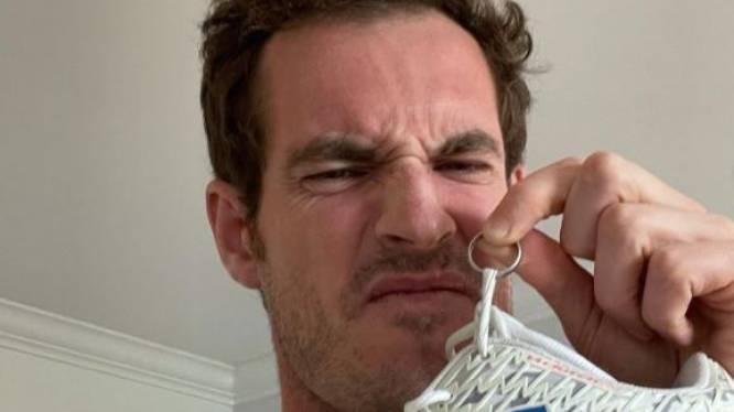 Murray récupère alliance et chaussures après un appel sur internet