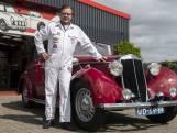 Een unieke Lancia van Nederlandse makelij: en Norman uit Hengevelde heeft 'm bemachtigd