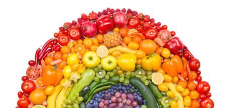 Het regenboogdieet: hoe meer kleur op je bord, hoe beter?