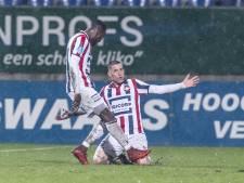 Willem II wint spektakelstuk tegen Utrecht in Tilburgse modderpoel