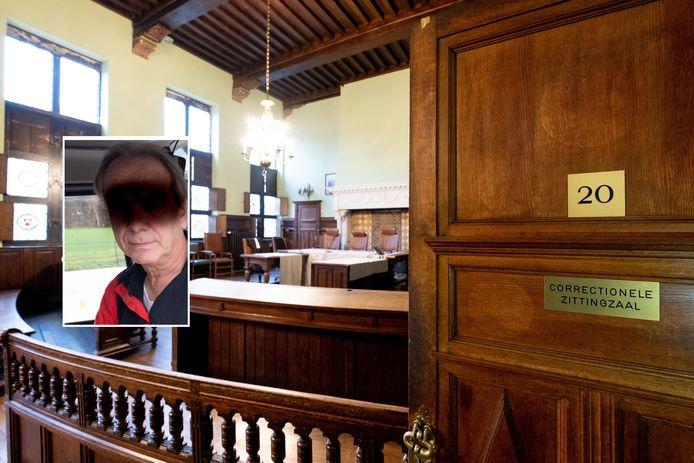 De 56-jarige man uit Nijlen stond vandaag terecht als medeleider van de Belgische tak van een criminele drugsbende.