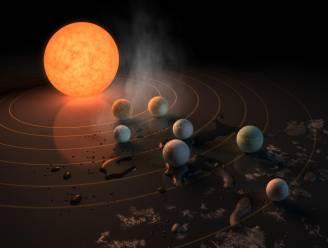Is er water op TRAPPIST? Kans op leven opnieuw groter