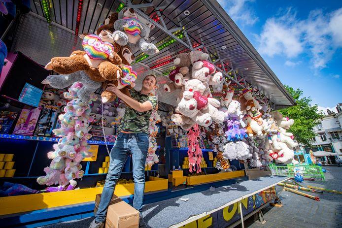 De kermis in hartje Zutphen is 'zonder noemenswaardige problemen' verlopen, zegt burgemeester Annemieke Vermeulen.