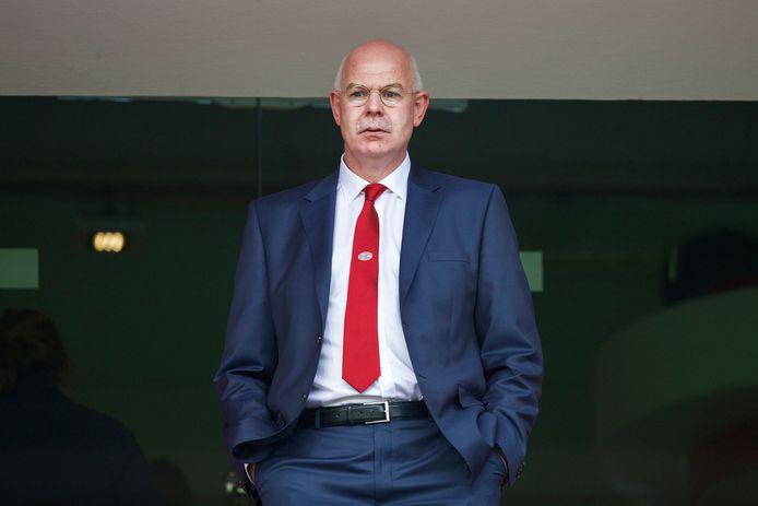 Toon Gerbrands, directeur van PSV