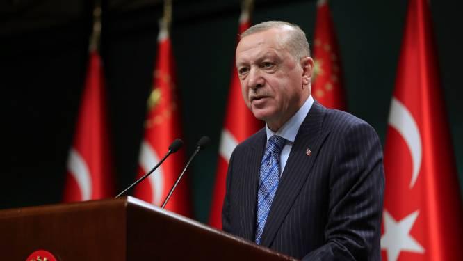 """VS veroordelen """"antisemitische uitspraken"""" van Turkse president Erdogan"""