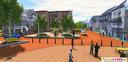 De nieuwe Molenstraat in centrum Haaksbergen.