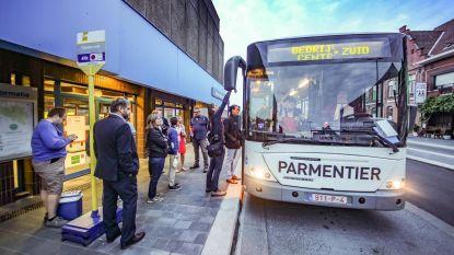 Industriezone zet eigen busvervoer in
