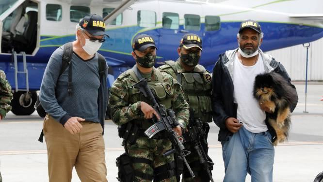 Colombiaans leger redt ontvoerde toeristen uit handen van guerrillastrijders