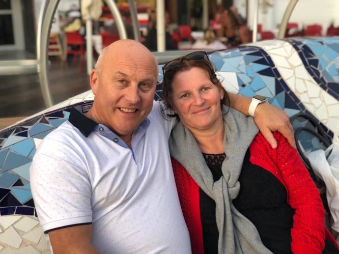 """In december was Joris (59) nog kerngezond, na corona heeft hij nieuwe longen nodig: """"Papa is te oud voor transplantatie. Welk ziekenhuis wil ons helpen?"""""""